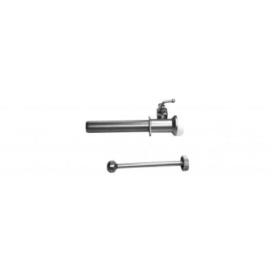 Троакар (10 мм для динамической лапароскопии с газоподачей)
