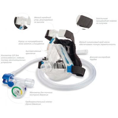 Система неинвазивной вентиляции CPAP Flow-Safe II