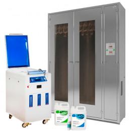 Оборудование и средства для дезинфекции и стерилизации, системы хранения гибких эндоскопов