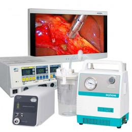Ирригаторы, инсуффляторы, ЭХВЧ, мониторы и прочее для гибкой эндоскопии