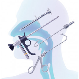 Лапароскопическое оборудование и инструменты для риноскопии