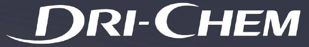 Логотип DRI-CHEM