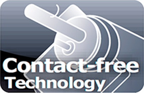 Logo Contact-free