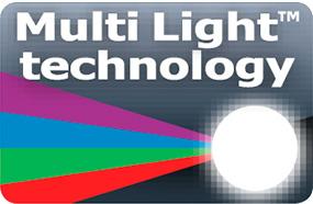 Logo MULTI LIGHT Technology