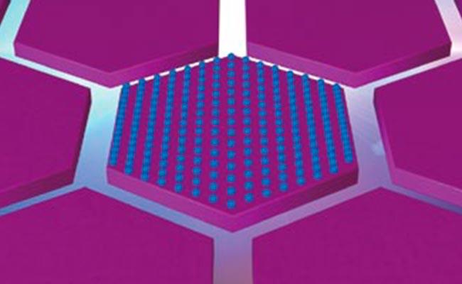 Шестиугольный пиксел в системе AMULET